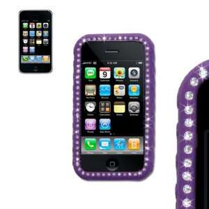 Reiko DSLC IPHONE3GPP Diamond Silicon Case Apple iPhone 3G 3GS