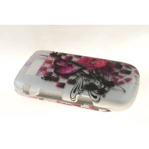 Blackberry Torch 9800 Hard Case Cover for Arrow Heart