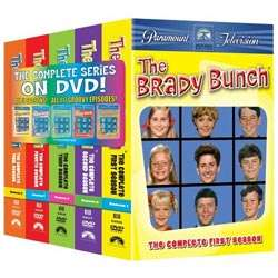 The Brady Bunch   Complete Series Pack (DVD)
