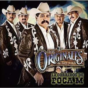 12 Corridos De Poca M, Los Originales de San Juan Latin