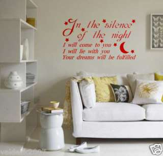 PLEASE VISIT MY  SHOP FOR OTHER WALL QUOTES/ ART
