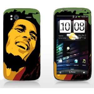 Meestick Bob Marley Vinyl Adhesive Decal Skin for HTC