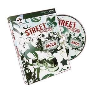 Street Cups DVD & Book Set