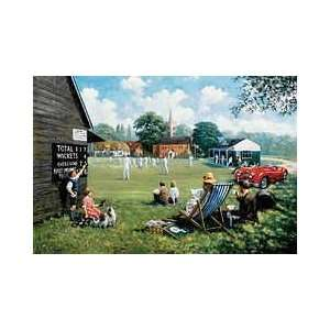 The Scoreboard End Jigsaw Puzzle 1000pc Toys & Games