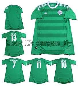 Germany 2012/2013 Away Soccer Jersey Shirts Size S/M/L/XL