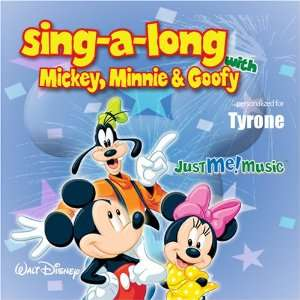 Sing Along with Mickey, Minnie and Goofy Tyson Minnie