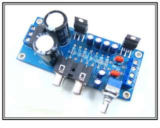 NEW TDA2030 Audio power Amplifier board AMP OCL 2X18W