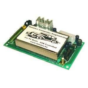 HQCT i 1.0 (High Quality Car Tuner) FM Radio Electronics