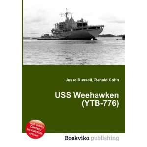 USS Weehawken (YTB 776) Ronald Cohn Jesse Russell Books