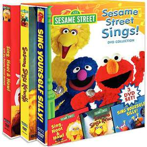 Sesame Street Sing Yourself Silly on PopScreen