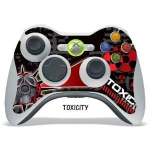 Protective Skin for XBOX 360 Remote Controller   Toxicity