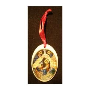 Nativity of Our Lord Christmas Ornament