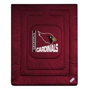 Arizona Cardinals NFL Locker Room Collection Comforter (Full/Queen
