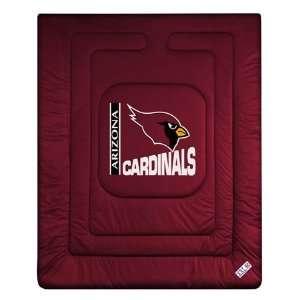 Arizona Cardinals NFL Locker Room Collection Comforter (Full/Queen