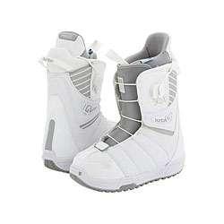 Burton Mint 09 W White/Light Grey Boots