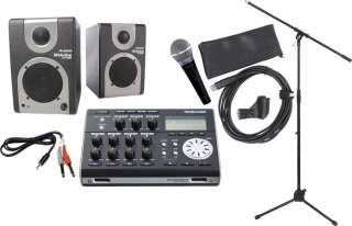 TASCAM DP 004 Recording Package
