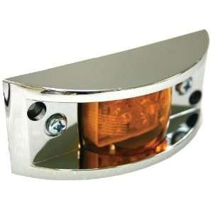 Blazer C578A Amber 4 LED Rectangular Armored Marker Light