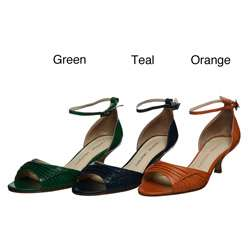 Chinese Laundry Womens Pinta Low heel Sandals