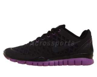 Nike Wmns Free TR Fit Black Purple 2011 Training Shoes