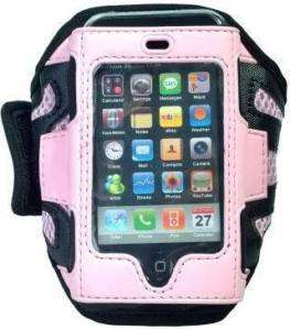 PINK SPORT ARMBAND CASE COVER FOR IPHONE 3G IPOD TOUCH