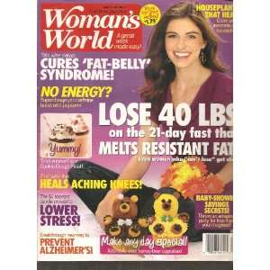 Womans World Magazine (March 26 2012): Various: Books