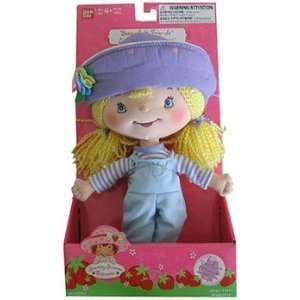 11 Strawberry Shortcake Angel Cake Rag Doll: Toys & Games