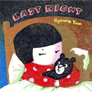 Last Night, Yum, Hyewon Childrens Books