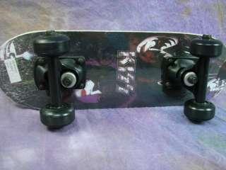 New Sealed Kiss Skateboard Metal Tin Sign Wall Hanging Lot