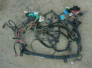2005 DODGE RAM CUMMINS TURBO DIESEL UNDER HOOD WIRING