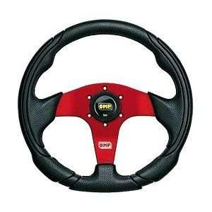 OMP Racing OMP OD/2013/NN FURIOUS: Flat 330 mm steering wheel Black