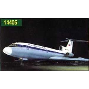 TU 154 AIRLINER 1 200 EASTERN EXPRESS Toys & Games