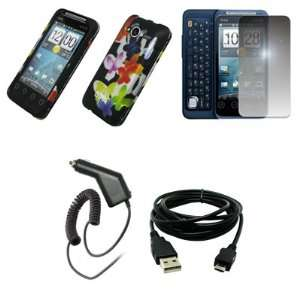 + Car Charger (CLA) + USB Data Cable for Sprint HTC EVO Shift 4G