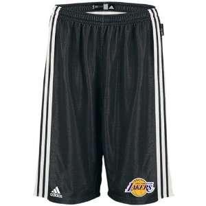 Adidas Los Angeles Lakers Black Perfect Mesh Shorts
