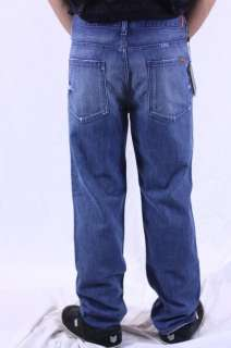 36 NWT Seven 7 For All Mankind MENS Dylan Skinny Straight Jeans