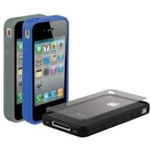 Scoshe High Quality Bump Case for Apple iPhone 4 with