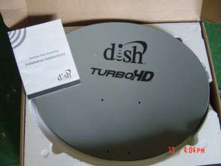 Dish Network 1000.4 TURBO HD REFLECTOR Replacement ONLY 1k4 TV