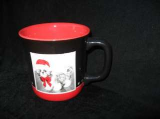 Mug shih tzu dog KEITH KIMBERLIN 2007 Christmas cute