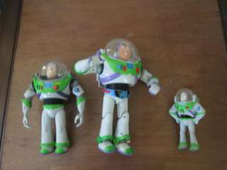 Disney Toy Story Buzz Lightyear Talking Sounds Figure Candy Dispenser