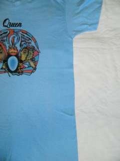DEADSTOCK A NIGHT AT THE OPERA PROMO VTG T SHIRT 70s NOS TOUR CONCERT