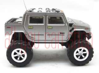 Radio Remote Control RC Pickup Truck racing car Jeep 3