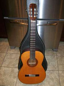 Fender Classic Acoustic Guitar; Model FC 10; Acoustic Guitar with Case