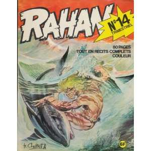 Rahan: Ceux de la Terre Haute (No. 14, Trimestriel): R