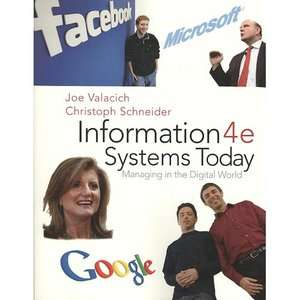 Information Systems Today Managing the Digital World