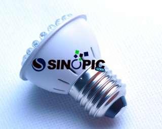 E27 1.9W 38LED Warm White Light Bulb Lamp 110V screw lights