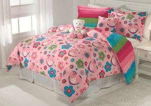 Build A Bear Girl Bedding Set Twin Full Queen Comforter