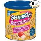 Gerber Graduates Finger Foods Harvest Apple Wagon Wheels, 1.48 Ounce