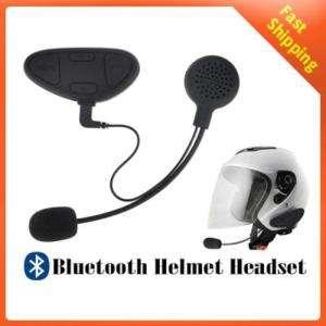 Motorcycle Helmet Intercom Bluetooth Headset for GPS