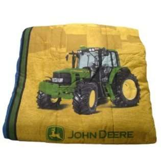 John Deere Bedding Denim Collection Comforter, Full Size at