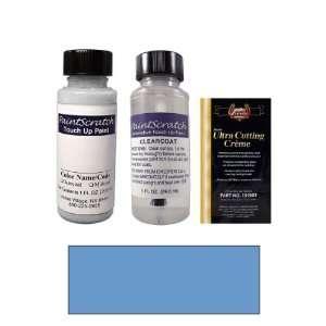 1 Oz. Harbor Blue Metallic Paint Bottle Kit for 1991 Mazda