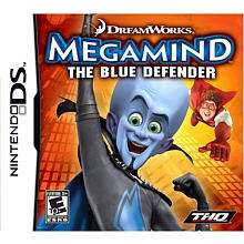 Megamind The Blue Defender for Nintendo DS   THQ